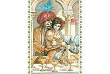 Tarotové karty Romantic