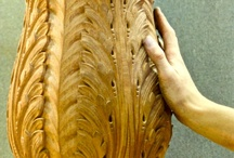 Hand-carved Column Ideas
