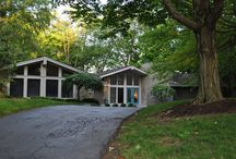 Mid-Century Modern Indianapolis / Mid-Century Modern homes in the Greater Indianapolis Region. / by Joe Shoemaker
