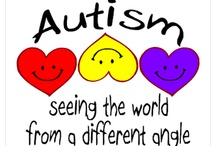 Autistic Pretties / by Amber Allison