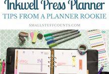 planner tips