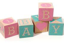 baby reveal ideas / by Vikki Cathey