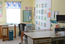 Sewing room / by Jenny Ogden