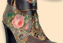 Boots romantic boho