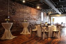 The Horton Building | Nashville Wedding Venue / The Horton Building, a beautiful historic building in the heart of Downtown, is an amazing place the you can make your own! With 2000 square feet of beautiful reclaimed hardwood floors, exposed brick walls, modern lighting, and a 200 sq ft built-in stage, this Nashville event space is sure to wow your guests.  Contact them: (615) 800-4298