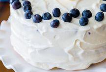 Baking/deserts inspiration