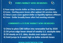 Today Forex & Commodity Market Trend Report