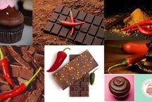 ganache chocolate com pimenta