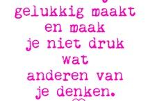 Dutch Quotes...