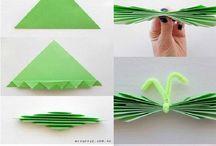 DIY: Origami y papiroflexia