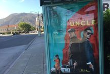 The Man from U.N.C.L.E.  2015 / Billboards,posters