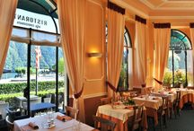 Hotel Miralago Restaurant / The Hotel Miralago Restaurant is at your disposal if you are looking for a stay of refined and creative cuisine. Our chefs will surprise you with a cuisine both tasty and light at the same time.