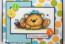 Cards-Bugaboo Digital Stamps / by Kathie Maltby