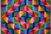 Quilts-Rainbow