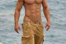 Krása mužského těla