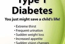 Type 1 Diabetes / Things to do with my diabetes