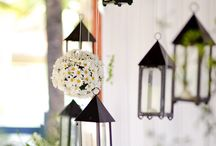 party favors / flower balls and lanterns / by Maureen Manning