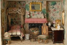 Dollhouse and Miniatures / by Beth Miller-Huhn