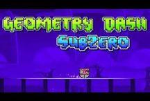 Geometry dash gameplay