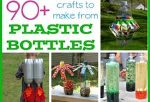 arts & craft - bottles