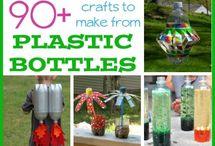 műanyagflakon újrahasznosítás