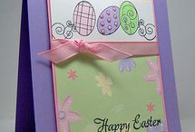Cards-Easter / by Dolly Hess