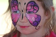 Facepainting / by Rhoda Dye
