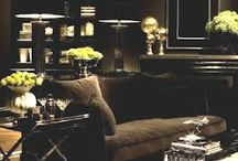 Dark & Moody Interior