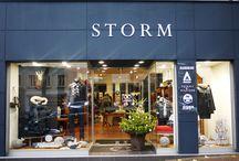 STORM LORIENT / Boutique STORM 18 Cours de la Bôve 56100 LORIENT
