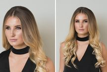 Hair and Makeup / Hair and makeup inspiration all by Lipstick and Co