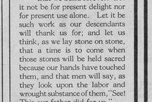 Preservation Motivation / by Historic Salem, Inc.
