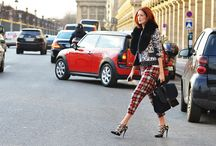 Fashionista / Fashionistas around the world sharing the same fashion style of mine