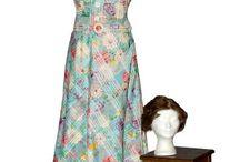 Barrandov Fundus 1960's costume samples