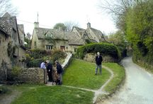 England, the Cotswolds, etc.