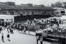 Sao Paulo 1950 até 1959