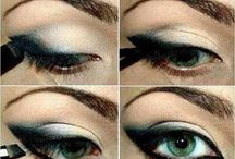Smoky Eyes / Smoky Eye looks Pin at least 4 different examples of smoky eye looks on SpaDelic Smoky Eye Pinterest board using the following hashtags: #spadelic #smoky #eyes  #makeup #student #Name