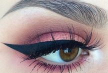 Pink/Girly Eye looks ✨