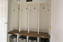 mudroom lockers