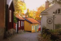 Sweden & Scandinavia / Sweden,where my paternal grandmother was born, and all the lovely people and places throughout Scandinavia / by Deborah Browning
