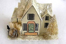 Paper Houses / by Marcia Ricksgers