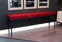 Michael Northcroft Furniture at Decorex 2014 / Decorex 2014 Stand H64 Syon Park