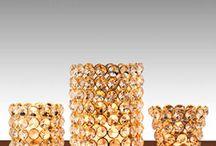 Gold & Turquoise Decor