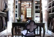 Closets & Dressing Rooms / by Susan Garnett