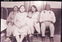 Kiowa Family