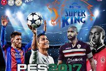 Forulike أحدث وأقوي الباتشات للعبة Pes17 الباتش المنتظر بشدة إضافة الدوري المصري والألماني - باتش Super King وإضافات أخرى رائعة