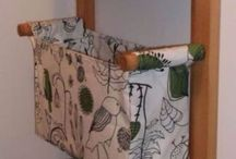 Storage Ideas - Fabric