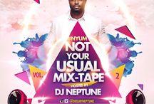 DJ Neptune Presents: #NotYourUsualMixtape Vol 2