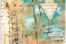 Journals/mixed media / by Paula Langille