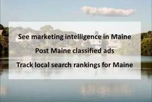 Maine (ME) Proxies - Proxy Key / Maine (ME) Proxies www.proxykey.com/me-proxies +1 (347) 687-7699. is a state in the New England region of the northeastern United States, bordered by the Atlantic Ocean to the east and south; New Hampshire to the west; and the Canadian provinces of Quebec to the northwest and New Brunswick to the northeast.