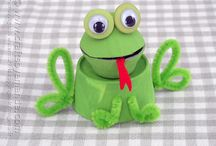 SVÁTKY, OSLAVY - žaba